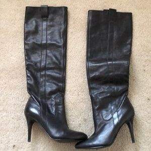 Shoes - Guess by Marciano knee high scrunch boots